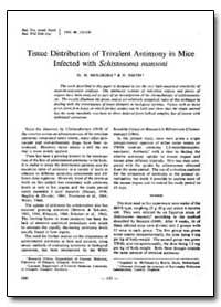 Bulletin of the World Health Organizatio... by M. M. Molokhia