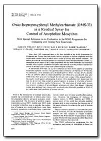 Bulletin of the World Health Organizatio... by James W. Wright
