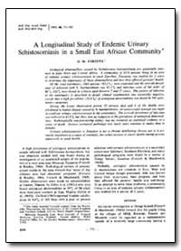 Bulletin of the World Health Organizatio... by D. M. Forsyth