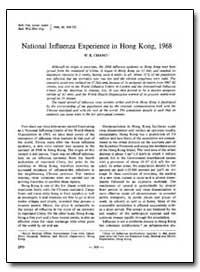 Bulletin of the World Health Organizatio... by W. K. Chang