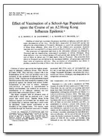 Bulletin of the World Health Organizatio... by A. S. Monto