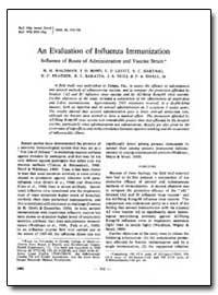 Bulletin of the World Health Organizatio... by R. H. Waldman