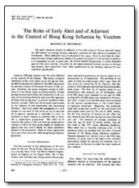 Bulletin of the World Health Organizatio... by Maurice R. Hilleman