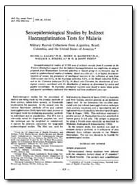 Bulletin of the World Health Organizatio... by Irving G. Kagan