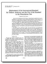 Bulletin of the World Health Organizatio... by D. S. Rowe