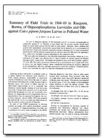 Bulletin of the World Health Organizatio... by L. S. Self, Dr.