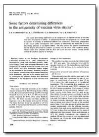 Bulletin of the World Health Organizatio... by S. S. Marennikova
