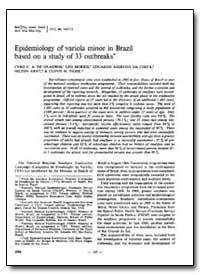 Bulletin of the World Health Organizatio... by Leo Morris
