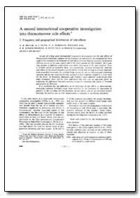 Bulletin of the World Health Organizatio... by A. B. Miller