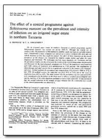 Bulletin of the World Health Organizatio... by A. Fenwick