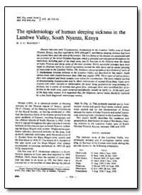 Bulletin of the World Health Organizatio... by H. J. C. Watson