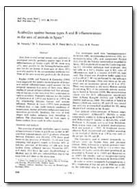 Bulletin of the World Health Organizatio... by M. Vicente