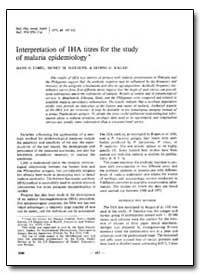 Bulletin of the World Health Organizatio... by Hans O. Lobel