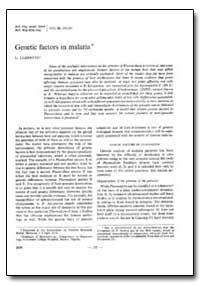 Bulletin of the World Health Organizatio... by L. Luzzatto