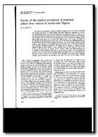 Bulletin of the World Health Organizatio... by M. W. Service
