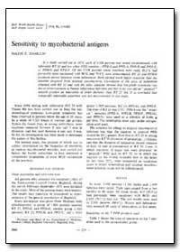 Bulletin of the World Health Organizatio... by Salem F. Damluji