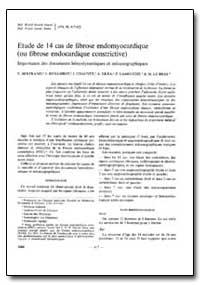 Bulletin of the World Health Organizatio... by E. Bertrand, Dr.