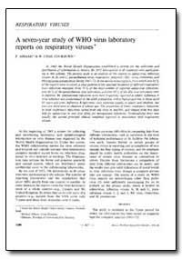 Bulletin of the World Health Organizatio... by F. Assaad, Dr.