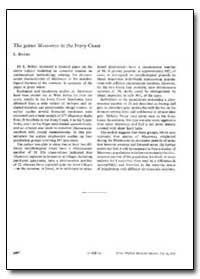 Bulletin of the World Health Organizatio... by L. Bellier
