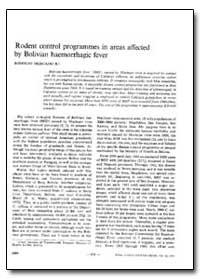 Bulletin of the World Health Organizatio... by Rodolfo Mercado R.