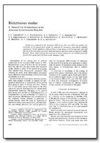 Bulletin of the World Health Organizatio... by I. V. Tarasevic