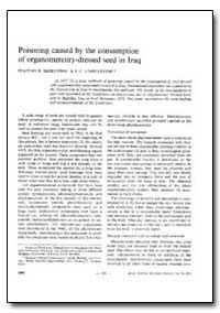 Bulletin of the World Health Organizatio... by Staffan B. Skerfving