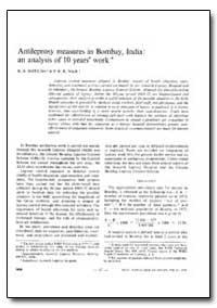 Bulletin of the World Health Organizatio... by K. K. Koticha