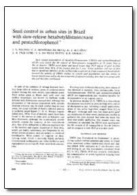 Bulletin of the World Health Organizatio... by J. V. Toledo