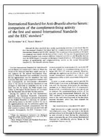 Bulletin of the World Health Organizatio... by Ian Davidson