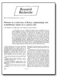 Bulletin of the World Health Organizatio... by J. M. Mahieu