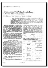 Bulletin of the World Health Organizatio... by Imam Z. E. Imam