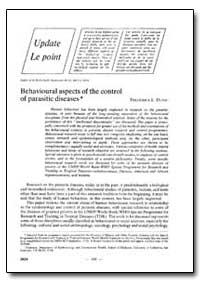 Bulletin of the World Health Organizatio... by Frederilck L. Dunn