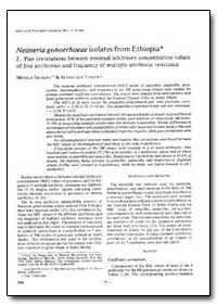 Bulletin of the World Health Organizatio... by Messele Gedebou