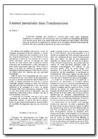 Bulletin of the World Health Organizatio... by A. Prost
