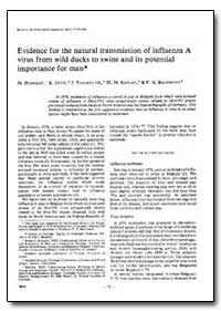 Bulletin of the World Health Organizatio... by M. Pensaert