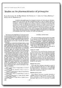 Bulletin of the World Health Organizatio... by K. A. Fletcher