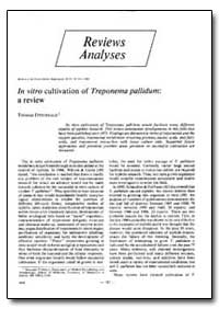 Bulletin of the World Health Organizatio... by Thomas Fitzgerald
