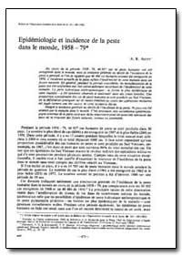 Bulletin of the World Health Organizatio... by A. K. Akiev