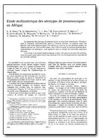 Bulletin of the World Health Organizatio... by F. A. Denis