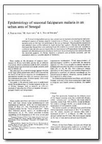 Bulletin of the World Health Organizatio... by J. Vercruysse