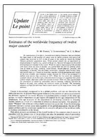 Bulletin of the World Health Organizatio... by D. M. Parkin