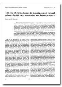 Bulletin of the World Health Organizatio... by Geoffrey M. Jeffery