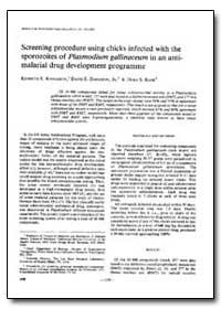 Bulletin of the World Health Organizatio... by David E. Davidson