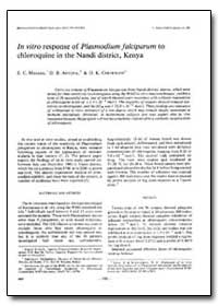 Bulletin of the World Health Organizatio... by S. C. Masaba