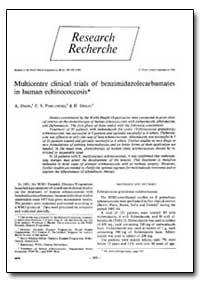 Bulletin of the World Health Organizatio... by A. Davis