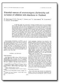 Bulletin of the World Health Organizatio... by P. Echeverria