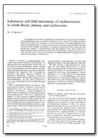 Bulletin of the World Health Organizatio... by W. G. Brogdon