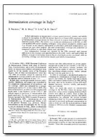Bulletin of the World Health Organizatio... by S. Salamaso