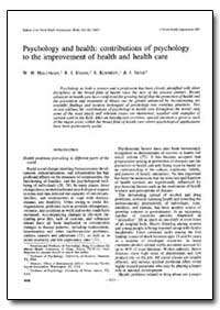 Bulletin of the World Health Organizatio... by W. H. Holtzman