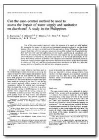 Bulletin of the World Health Organizatio... by J. Baltazar